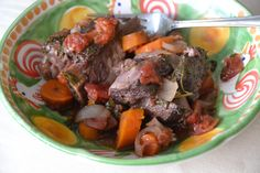 Braised Short Ribs in your Crockpot