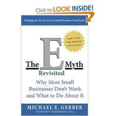 The E-Myth Revisited - Michael Gerber knowledg book
