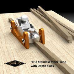 "HP-8 Stainless ""Works"" - Tools - Bridge City Tool Works"