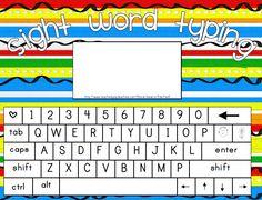 sight word activity!