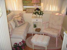 Rose Vine Cottage: My Camper