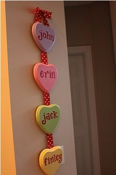 wall hangings, craft, heart, valentine day, diy valentine's day