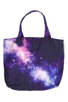 Mystery Patterning Shopper  $39.90  romwe.com  #romwe #Romwe #Fashion #Contest #Pinterest #Girl #Streetfashion #beauty
