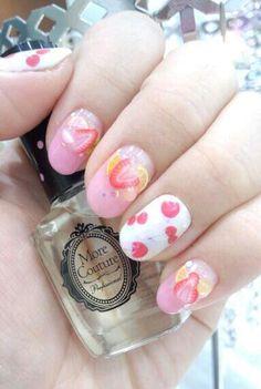 eriko nail ♥  Lovely fruits nail