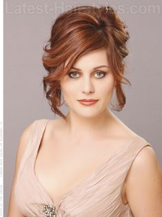 Romantic Waves Another classic twist with lots of girly softness and accents. This stunning hairstyle boasts beautiful highlights, curls, and whimsical texture. Try this sweet style out for high end occasions or for casual summer parties and barbeques.