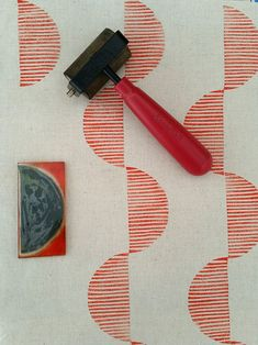 Making Friday: Block Printing mega version — Skinny laMinx