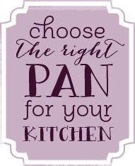 Choose the right pan for your kitchen Chicago Metallics - It's not just pans.  They have some really fun looking baking accessories.