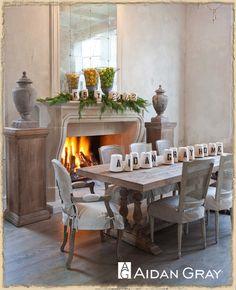 Aidan Gray Dining Room