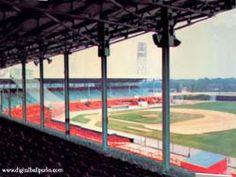 Parker Field - Richmond Virginia - Former Richmond Braves