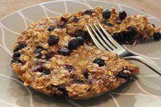banana recipes, banana oat, blueberri banana, microwav blueberri, oat cakes