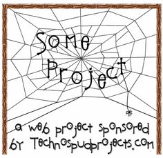 """Smiles, I was hosting projects with the name """"technospud"""" back then -- but LOVE LOVE LOVED this project -- http://projectsbyjen.com/Projects/webproject/cwhome.htm"""