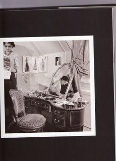 Coco Chanel's Vanity