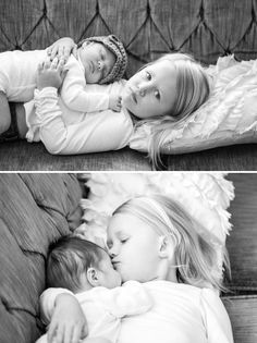 Baby Cohen and Family: Sibling photo ideas