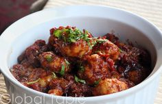 Bahraini Shrimp Balls (Chebeh Rubyan)~and since the shrimp will be ...