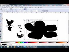 NADIA ___ don't lose this pin!!!!!!   Tracing an Image in Inkscape to Make an SVG/Cut File