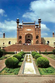 Pakistan, Lahore, Pakistan, the Great mosque