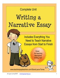 Narrative essay on education