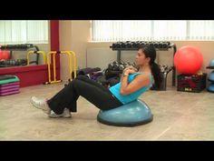 Bosu 100 Ab Workout