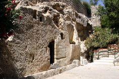 Garden Tomb --- Jerusalem