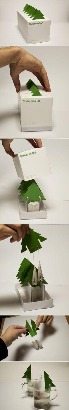 Christmas Tea Designer: Mint