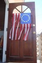 holiday parties, flags, memorial day, holidays, holiday idea, decorations, oodlekadoodl primit, decor idea, 4th ojuli