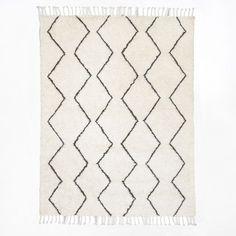 Souk Wool Rug | west elm $499 5x8