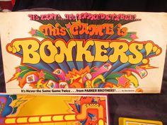 board games, bonkers game