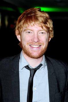 Domhnall Gleeson (Bill Weasley) Now