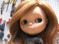 Rerooting Blythe Doll Hair - CRAFT Video Podcast