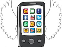 school, ict, het klasloka, social media, mediawijsheid algemeen, comput, digital media, medium, de klas