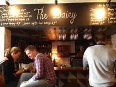 the dairy | clapham clapham common, england call, london call, vacat plan