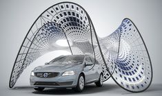 Volvo's incredible solar charging concept to spread its wings this fall | The Verge