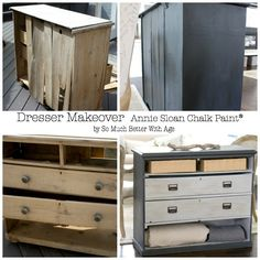 Dresser Makeover with Chalk Paint® + An Heirloom Story | So Much Better With Age