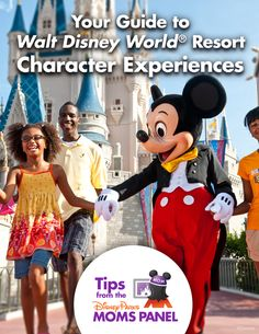 Your Guide to Walt Disney World Characters from Disney Parks Moms Panel! #vacation #tips