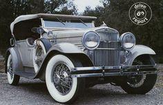 1929 Stutz Blackhawk