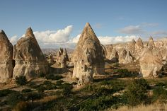 8 of the Most Unique Walking Paths in the World: Cappadocia, Turkey