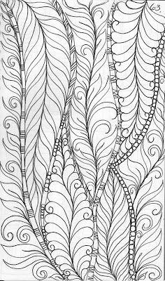 sketch book, inspir, fun, feather, book doodle, continu quilt