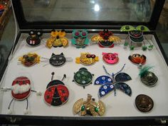 manualidades con capsulas de Nespresso: Figuras hechas con cápsulas recicladas de nespresso