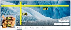 Facebook Photos Size Guide / 2014 New Layout