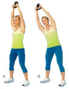 Kettlebells - The Super Slimmer You Haven't Tried; Transform your body in just 3 SHORT WEEKS!