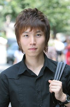 Latest Korean Haircuts for Men
