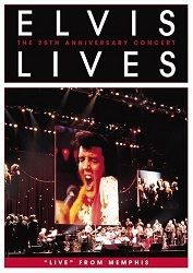 Elvis Lives 2012 DVD great footage of Elvis singing with original band and backup singers.