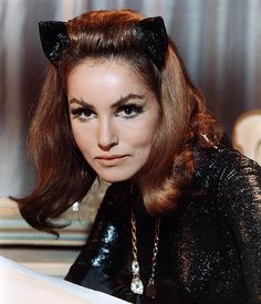 Julie Newmar - As Catwoman