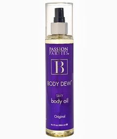 Passion Parties Body Dew.