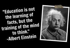 Albert Einstein - Quote