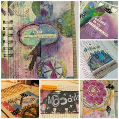 AlteredStatesStudio: mixed media essentials blog hop