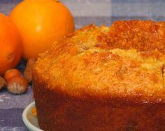PASSOVER ORANGE NUT CAKE   Kosher Recipes and Jewish Table Settings