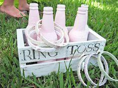 DIY Ring Toss Game Idea!