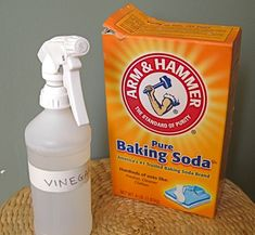 Homemade Cleaning Solutions