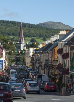Kenmare on the Ring of Kerry